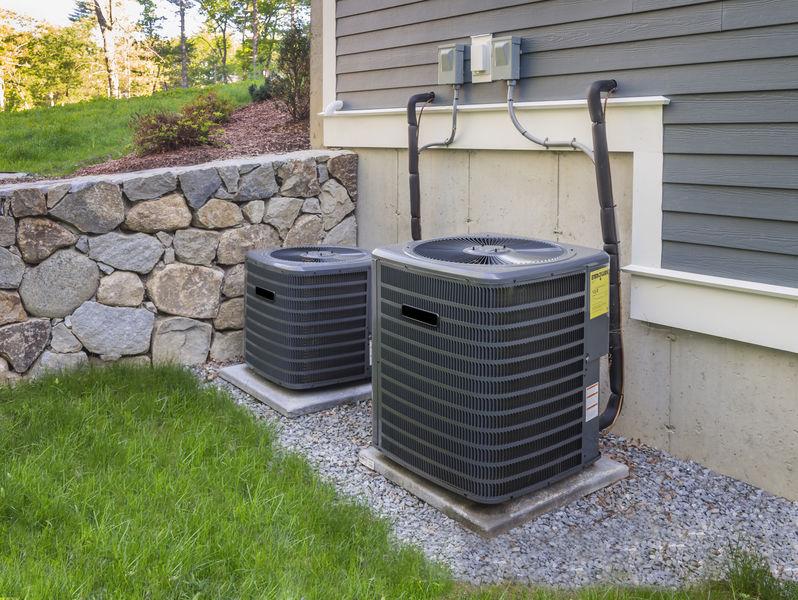 HVAC Outdoor Units